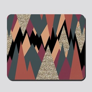 Desert Mountains Mousepad